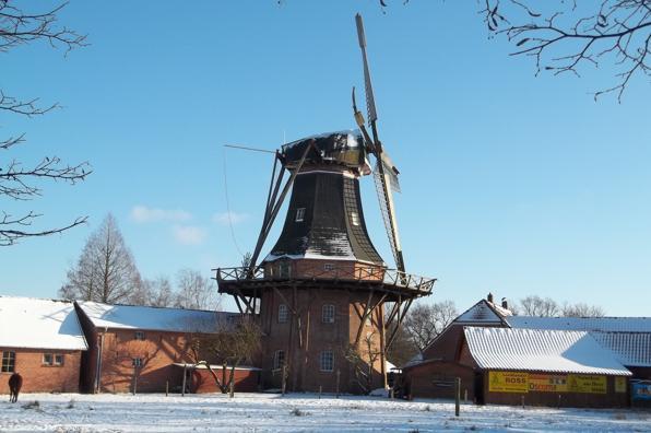 Mühle Haxtum